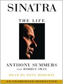 Sinatra by Anthony Summers: Audio Book Cover