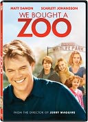 We Bought a Zoo with Matt Damon