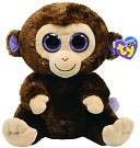 Ty Beanie Boos Plush - Coconut monkey 13in by Ty: Product Image