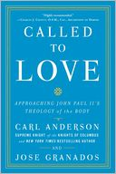 Called to Love by Carl Anderson: Book Cover