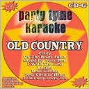 Party Tyme Karaoke: Old Country, Vol. 1 [#2] by Sybersound: CD Cover