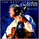 The Best of John Denver Live by John Denver: CD Cover