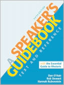 A Speaker's Guidebook with The Essential Guide to Rhetoric by Dan O'Hair: Book Cover