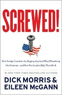 Screwed! by Dick Morris: Book Cover