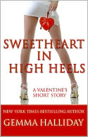 Sweetheart in High Heels by Gemma Halliday: NOOK Book Cover