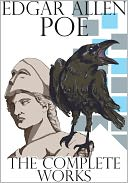 Edgar Allan Poe by Edgar Allan Poe: NOOK Book Cover
