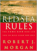 The Red Sea Rules by Robert Morgan: NOOK Book Cover