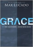 Grace by Max Lucado: Book Cover