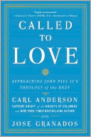 Called to Love by Carl Anderson: NOOK Book Cover