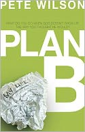 Plan B by Pete Wilson: NOOK Book Cover