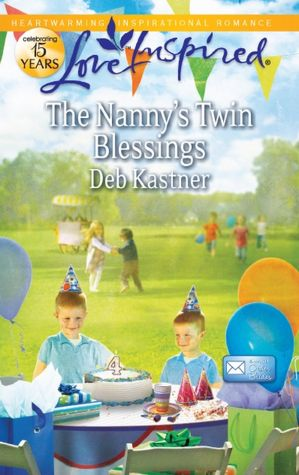 Free download ebooks in jar format The Nanny's Twin Blessings by Deb Kastner 9780373877485