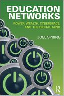 Education Networks by Joel Spring: Book Cover