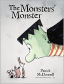 The Monsters' Monster by Patrick McDonnell: Book Cover