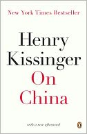 On China by Henry Kissinger: Book Cover