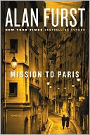 Mission to Paris by Alan Furst: NOOK Book Cover