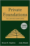 download Private Foundations : Tax Law and Compliance book