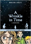 A Wrinkle in Time by Madeleine L'Engle: Book Cover