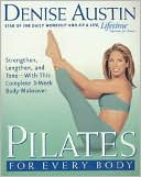 Pilates for Every Body by Denise Austin: Book Cover