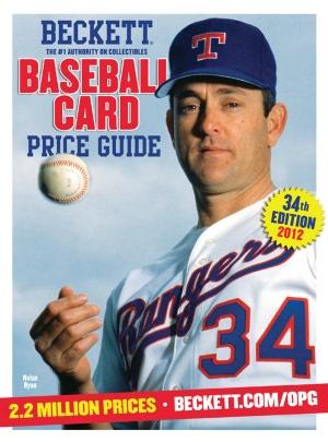 Free audio books downloads mp3 Beckett Baseball Card Price Guide No. 34 2012 Edition