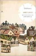 Dubliners by James Joyce: Book Cover