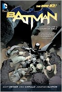 Batman, Volume 1 by Scott Snyder: Book Cover