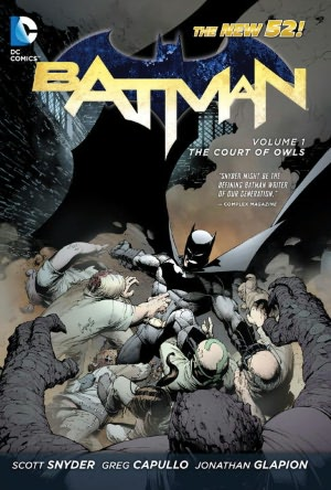 Batman, Volume 1: The Court of Owls (The New 52)