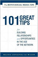 101 Great Tips by Melissa Giovagnoli (G) Wilson: Book Cover
