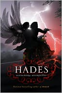 Hades (Halo Trilogy #2) by Alexandra Adornetto: Book Cover