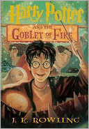 Harry Potter and the Goblet of Fire (Harry Potter #4) by J. K. Rowling: NOOK Book Cover