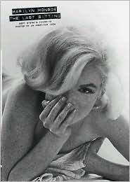 Marilyn Monroe by Bert Stern: Book Cover
