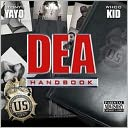 Drug Users Handbook by Tony Yayo: CD Cover