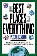 The Best Places for Everything by Peter Greenberg: Book Cover