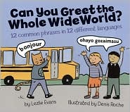 BARNES & NOBLE | Can You Greet the Whole Wide World?: 12 Common ...