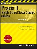 CliffsNotes Praxis II by Judy L. Paris: Book Cover