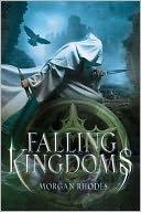 Falling Kingdoms by Morgan Rhodes: Book Cover