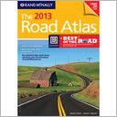 2013 Road Atlas by Rand McNally: Book Cover