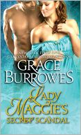 Lady Maggie's Secret Scandal by Grace Burrowes: NOOK Book Cover
