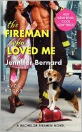 The Fireman Who Loved Me by Jennifer Bernard: Book Cover