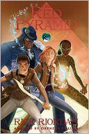 The Red Pyramid: The Graphic Novel (Kane Chronicles Series #1)