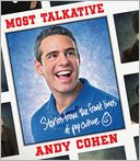Most Talkative by Andy Cohen: Audio Book Cover