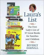 Laura's List by Beverly Darnall: Book Cover