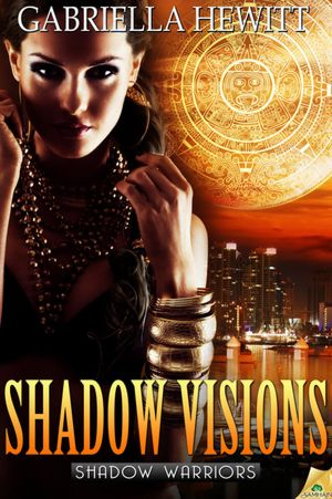 Innovative Online Book Tours Review: Shadow Visions by Gabriella Hewitt