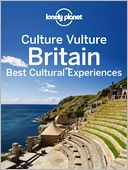 Culture Vulture Britain by Lonely Planet: NOOK Book Cover