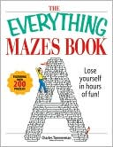Everything Mazes Book by Charles Timmerman: Book Cover