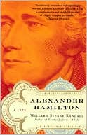 Alexander Hamilton by Willard Sterne Randall: Book Cover
