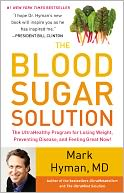 The Blood Sugar Solution by Mark Hyman: Book Cover
