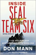 Inside SEAL Team Six by Don Mann: Book Cover