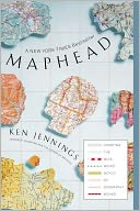 Maphead by Ken Jennings: NOOK Book Cover