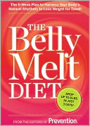 The Belly Melt Diet by Prevention Magazine: Book Cover