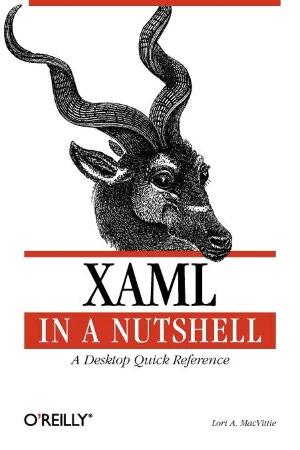 Download free account book XAML in a Nutshell English version